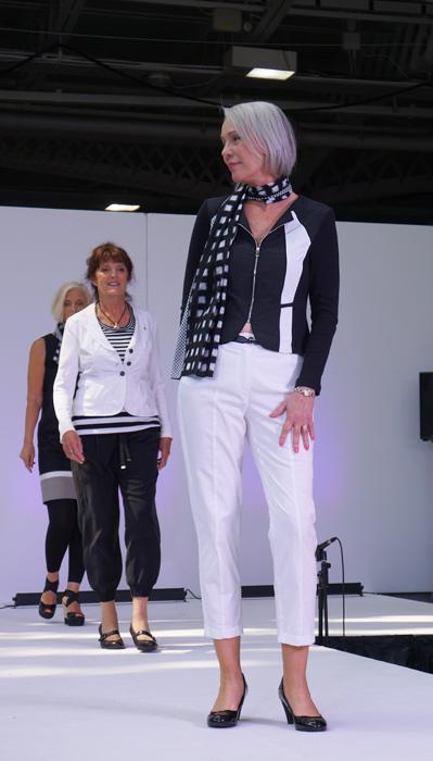 2014 Olympia 50+ Fashion Show